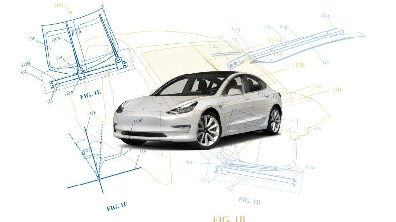 Tesla si nechala patentovat speciální magnetické stěrače
