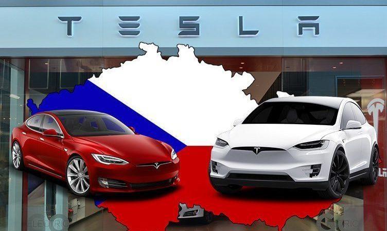 Tesla otevře v ČR svoje zastoupení