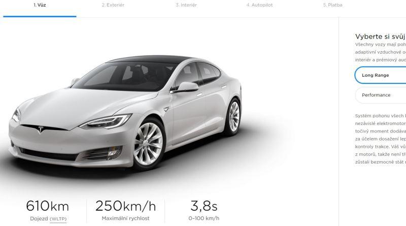 Tesla Web