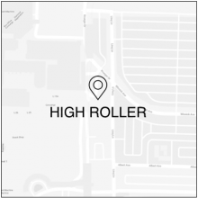 2019 Las Veags Event High Roller Map Icon