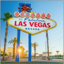 2019 Las Veags Event Las Vegas Sign Photo Icon