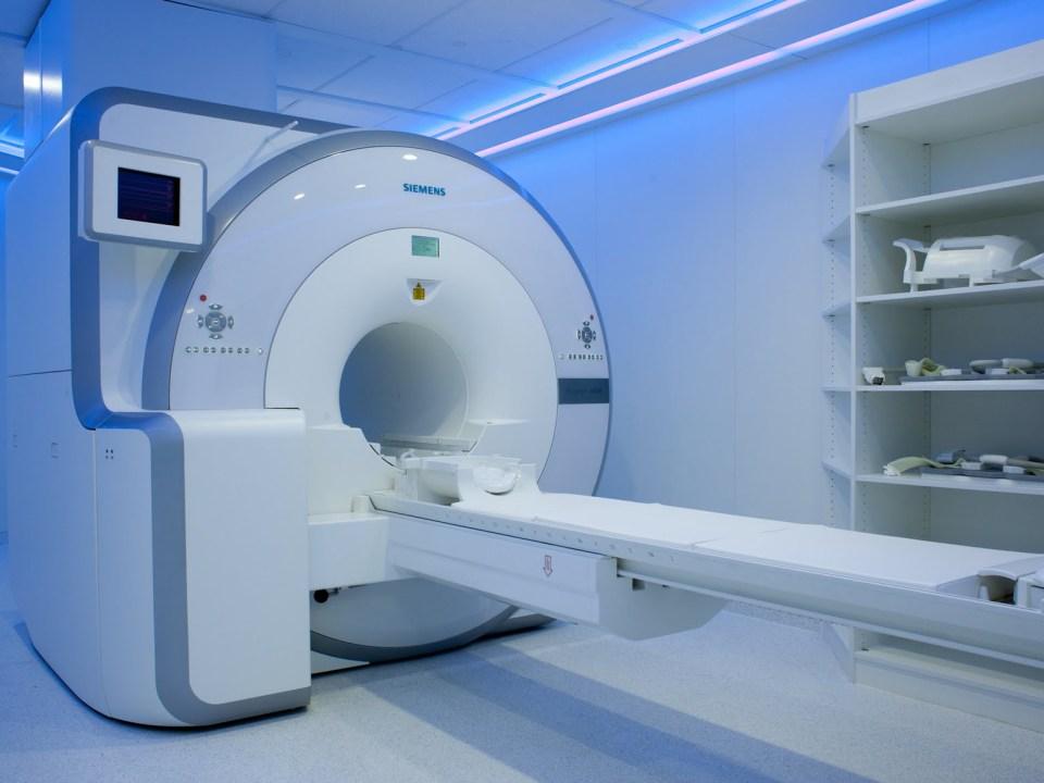Diferença entre ressonância magnética e tomografia computadorizada