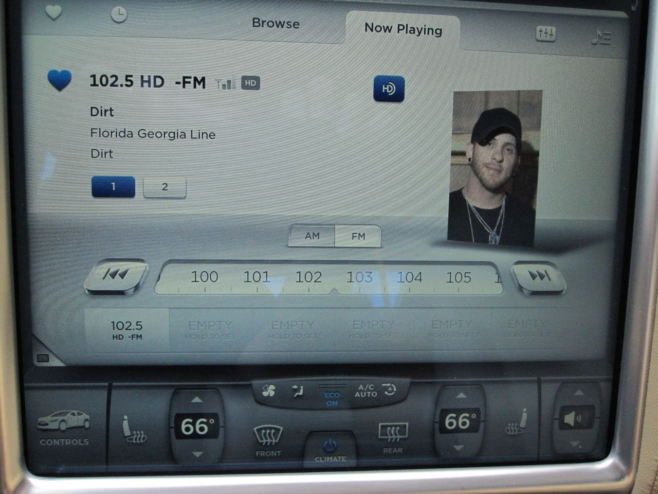 Tune in to AM/FM Radio on the Model S - Tesla Living