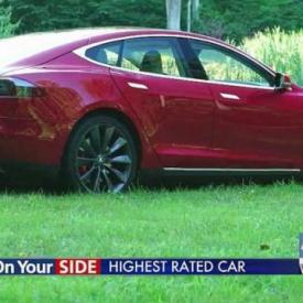 Tesla Model S P85D earns Consumer Reports top score