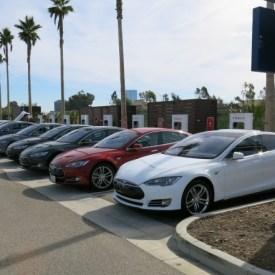 Elon Musk Hints At 50 Percent More Range For Tesla Model S: Video