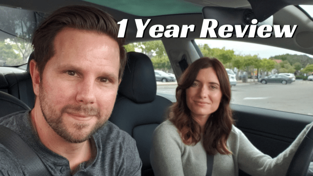 1 Year Review