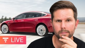 $35K Tesla Model 3 is HERE! (sorta) Is It worth It? [Live]