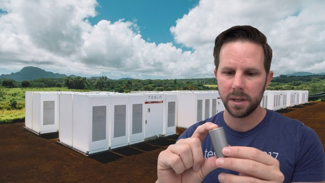 Tesla Battery Update