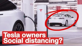 Are Tesla Owners Social Distancing?