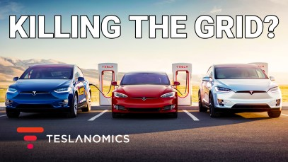 Could Teslas Kill the Grid?