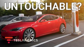 Is Tesla Supercharger Network Untouchable?