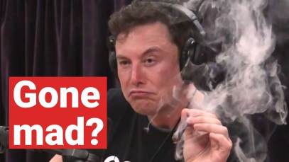 Did Elon Lose It on Tesla Earnings Call? [REACTION]