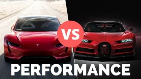 Tesla Roadster 2020 vs Supercars – Will it Win on ALL Performance Metrics?