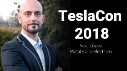 Sustainable Transportation with Saúl López at TeslaCon 2018