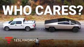 Why Tesla Cybertruck Towing is a Pointless Metric