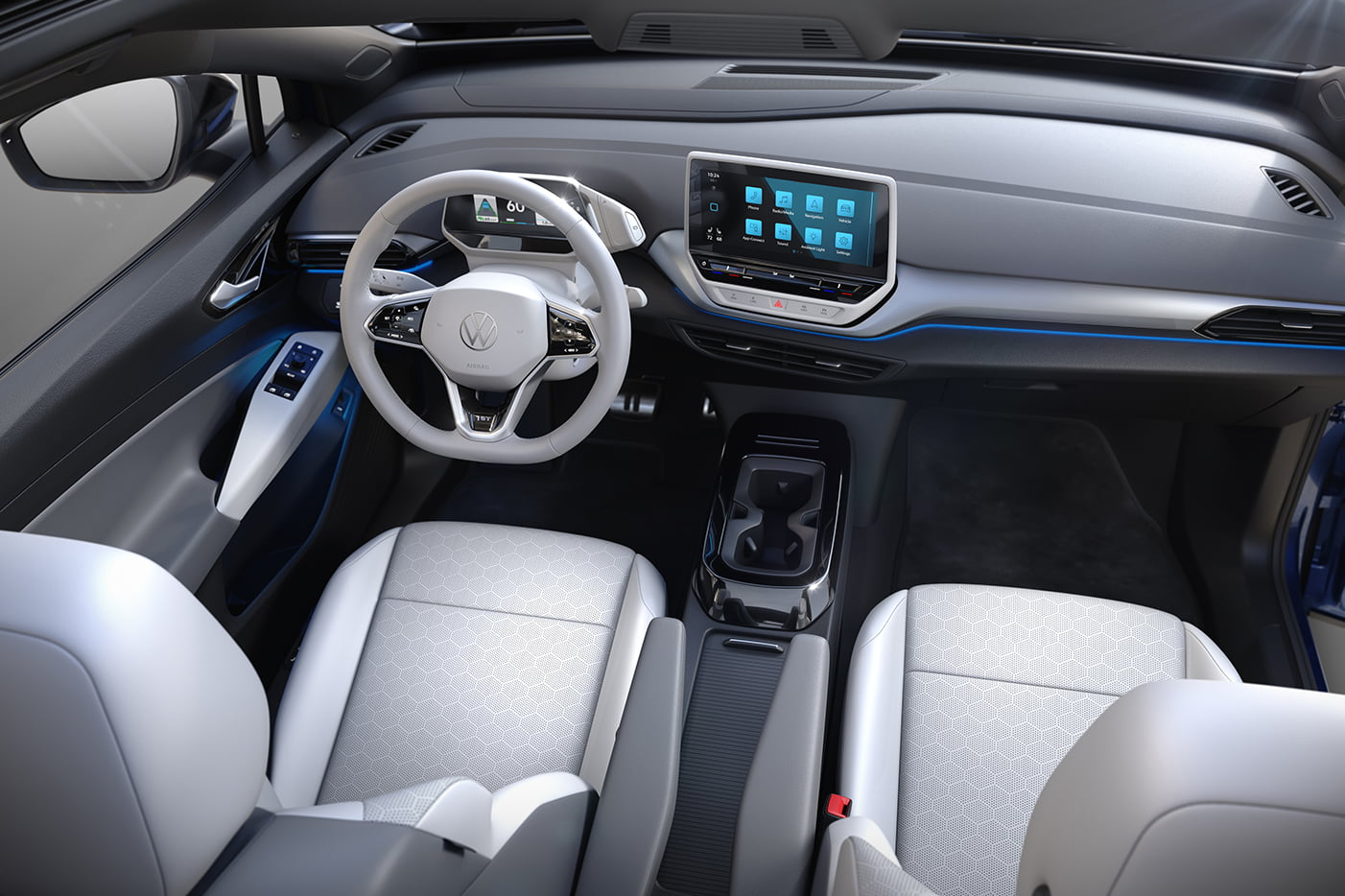 2021 Volkswagen ID.4 Electric SUV: Price, Specs, and More ...