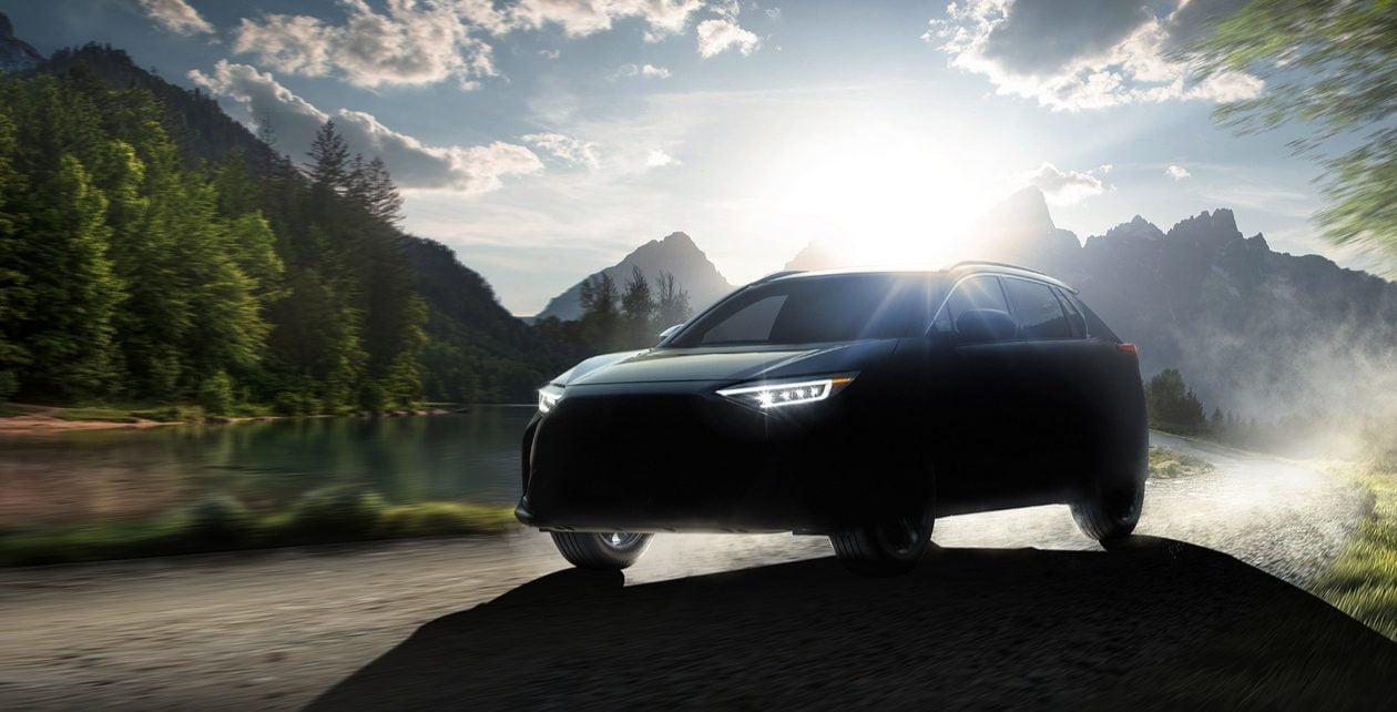 Subaru Solterra Electric SUV Hits the U.S. in 2022 - TeslaNorth.com