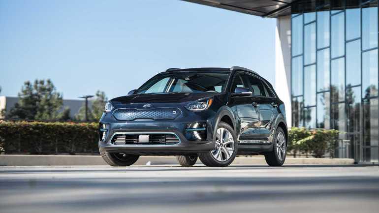 Продажи электромобилей в апреле 2020 года упали, но только на 14%