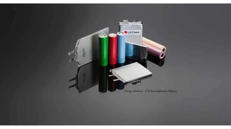LG Chem лидирует в мире по разряду батарей xEV в первом квартале 2020 года
