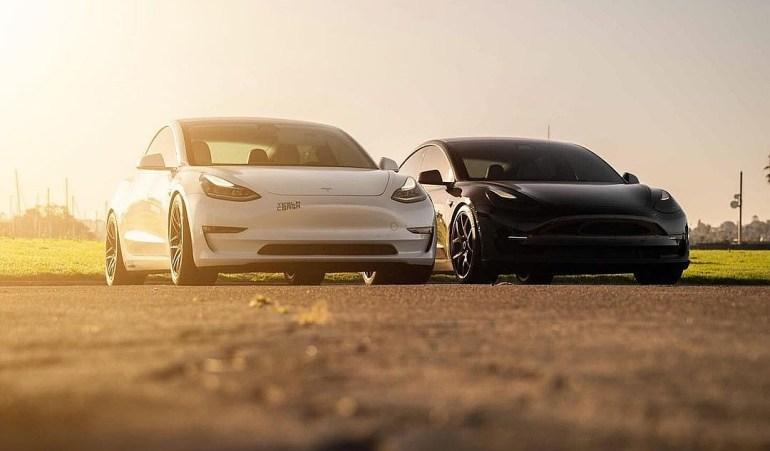Продажи Tesla China Model 3 в ноябре выросли на 78% до 21 604 единиц