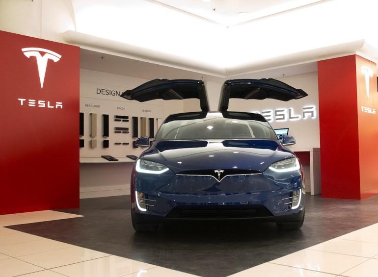 Акции Tesla упадут на фоне доходности казначейских облигаций и роста цен на сырье