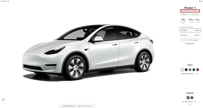 Спрос на Tesla Model Y стремительно растет, вариант Long Range почти распродан в третьем квартале