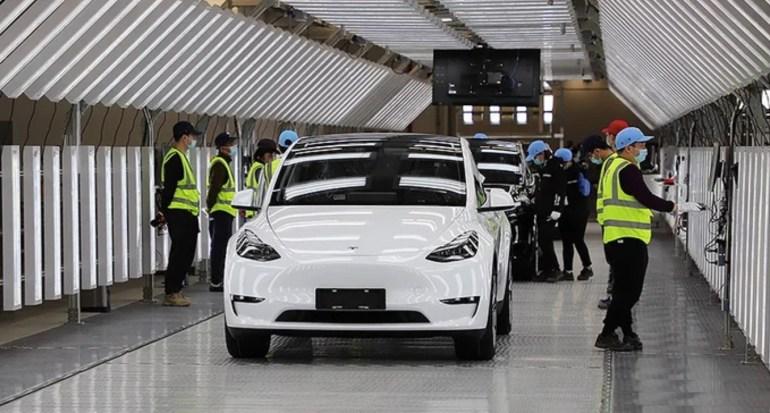 Срыв рынка Tesla может привести к здоровью части мирового автомобильного рынка: Мидзухо