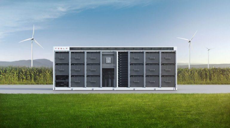 Аккумуляторы Tesla Megapack проданы «до конца 2022 года»