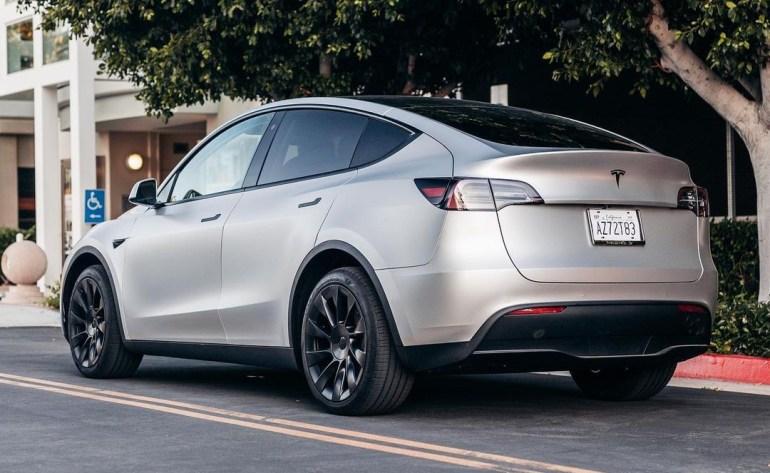 Количество регистраций автомобилей Tesla в Калифорнии вырастет на 85% во втором квартале 2021 года, во главе с Model Y