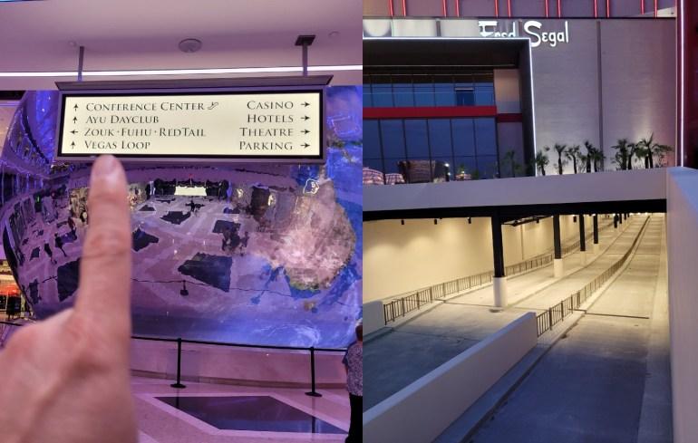 Первый взгляд на расширение Vegas Loop Resorts World от Boring Company