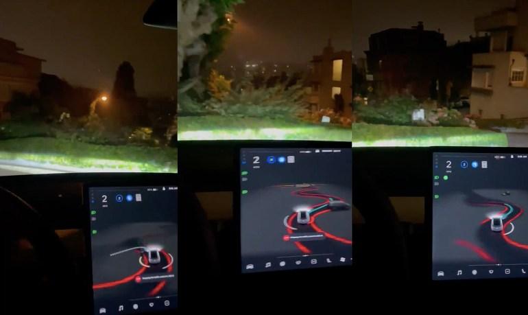 Tesla FSD Beta V9 провела тест на Ломбард-стрит в Сан-Франциско без каких-либо вмешательств