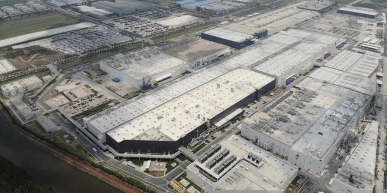 Tesla Gigafactory Shanghai теперь является основным центром экспорта автомобилей