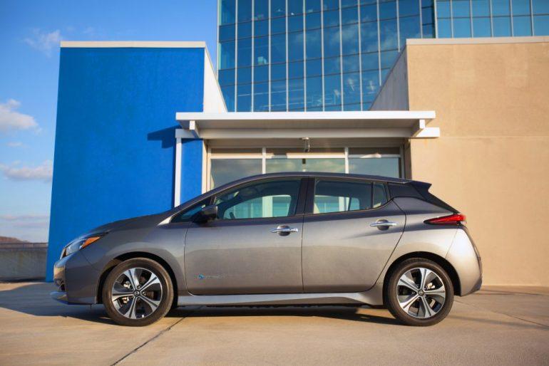 Nissan LEAF 2022 года станет самым доступным электромобилем с рекомендованной розничной ценой менее 30 тысяч долларов