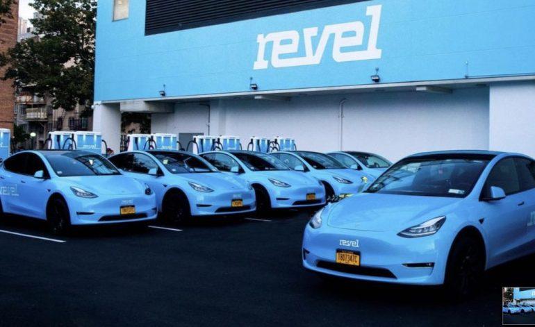 Главный операционный директор Revel объясняет, как парк автомобилей Tesla Model Y может помочь приобщить пассажиров к электромобилям