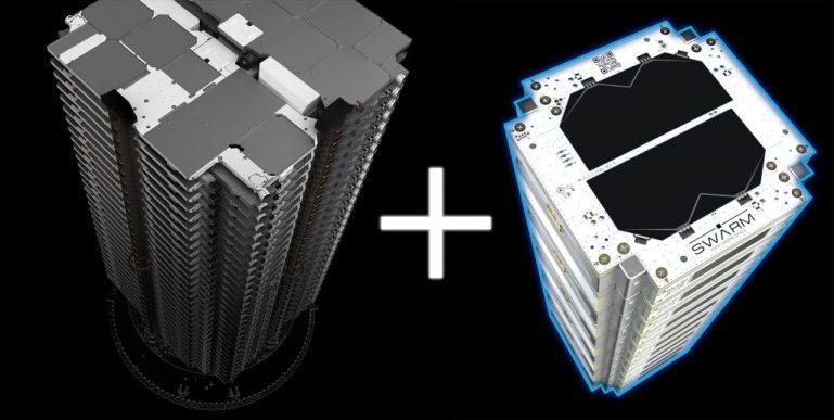 Первое (публичное) приобретение SpaceX - стартап компании NanoSat и Интернета вещей Swarm.