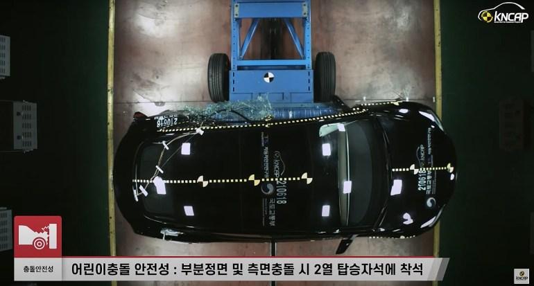 Tesla Model 3 странным образом не попадает в рейтинг безопасности корейского агентства