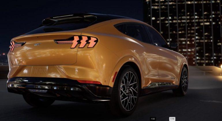 Ford Mustang Mach-E GT приятно удивляет устаревшего производителя оригинального оборудования высоким спросом