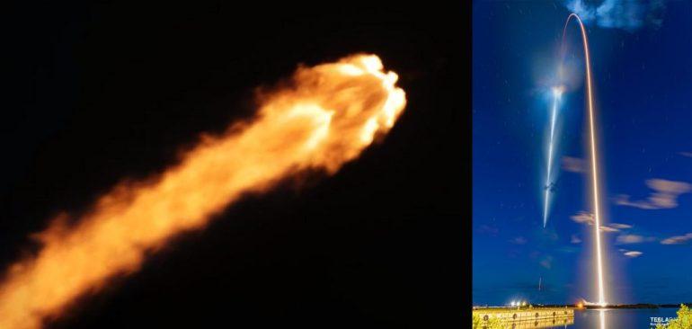 Ракеты SpaceX впервые в истории космических полетов выводят на орбиту экипаж частного астронавта