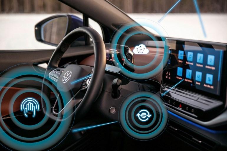 Volkswagen запускает беспроводные обновления для всех ID.  модели