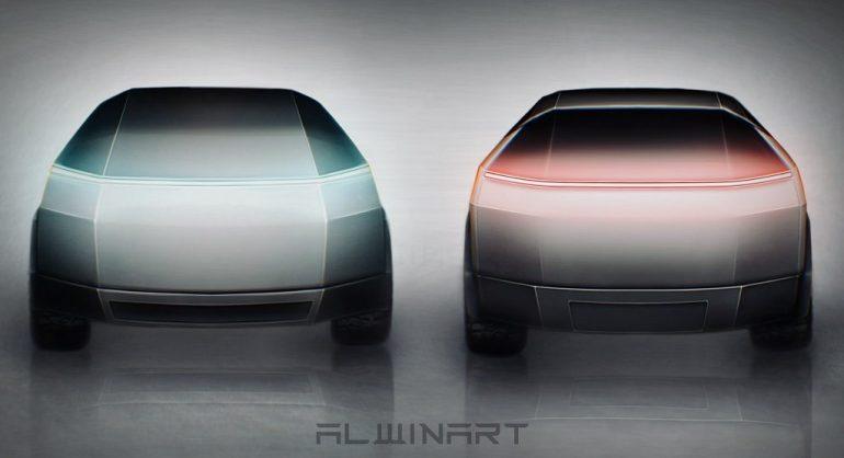«Робо-фургон» Tesla будет перевозчиком людей с благородной целью