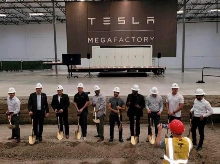 Tesla Megafactory for Megapack открывает новые возможности в Латропе, Калифорния