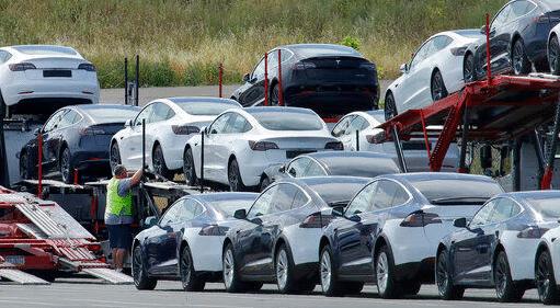 Tesla 2Q deliveries rise over 1Q despite factory shutdown – Tulsa World