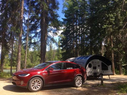 Electric Camping