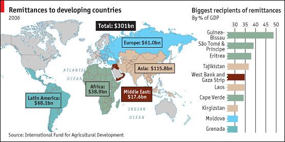 RemittancesMap