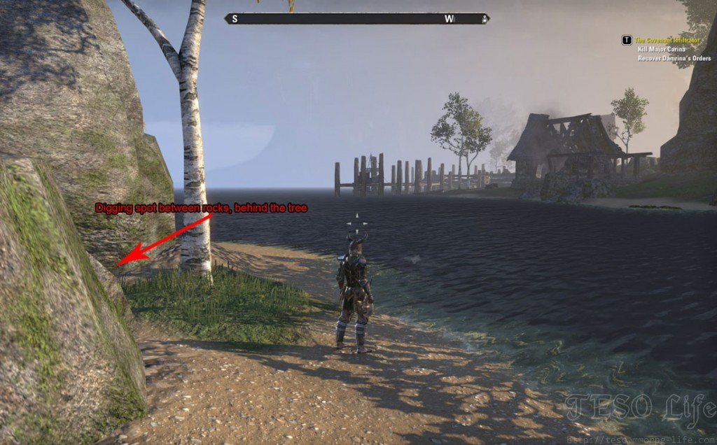 Stormhaven Ce Treasure Map