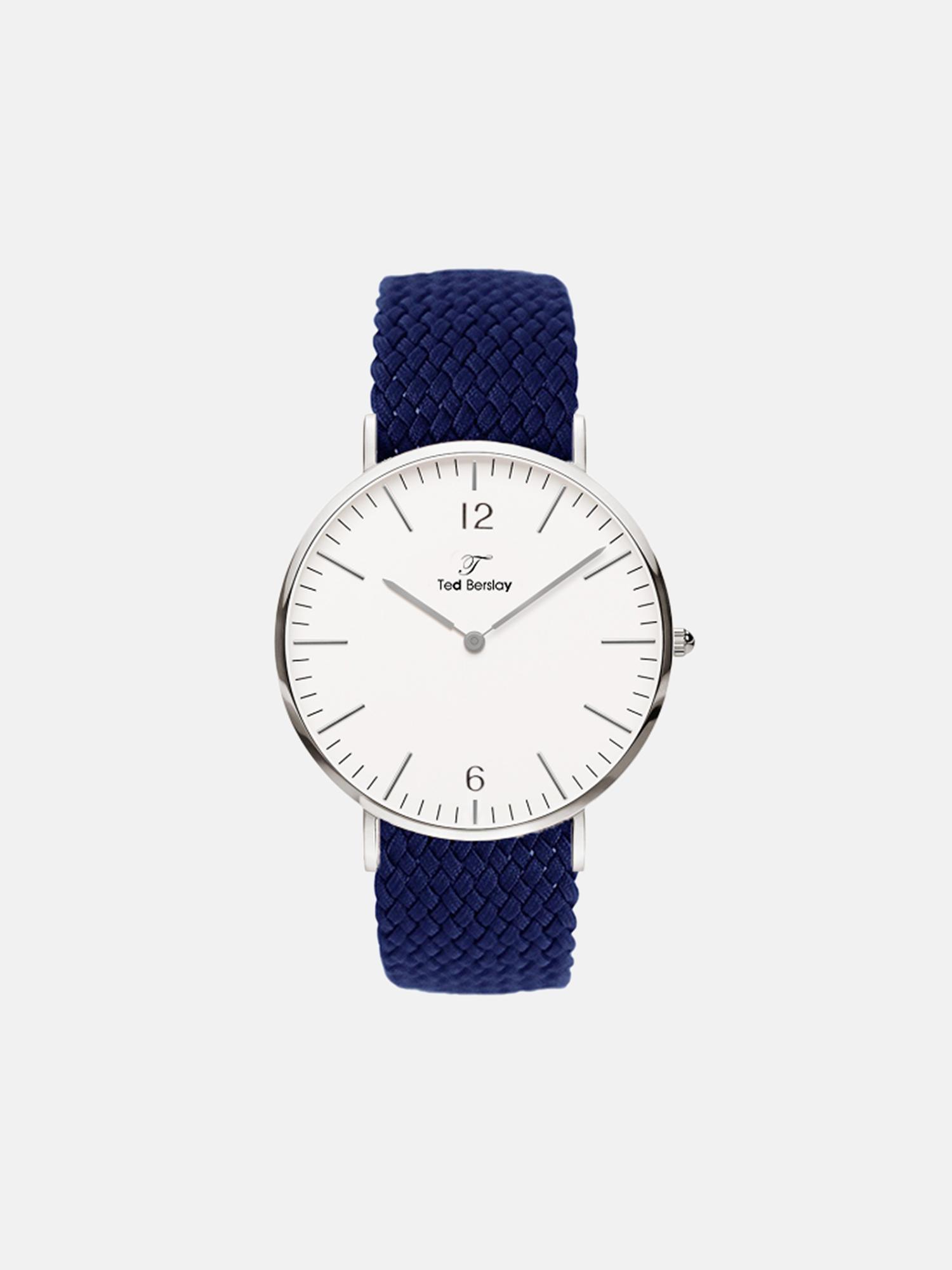 Drepper Silver Navy Blue-0001