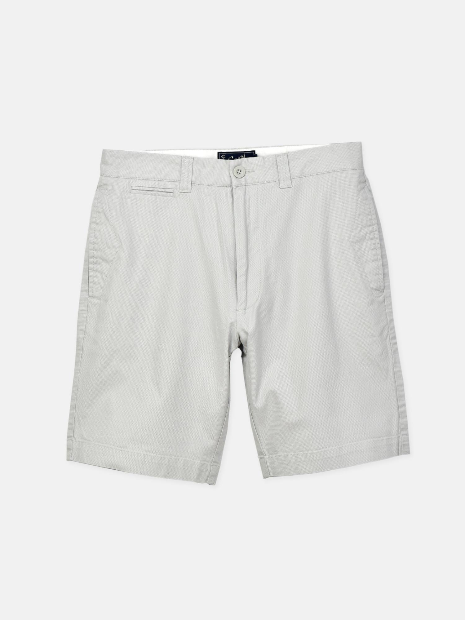 Newport Garment Dyed Canvas Shorts-0001
