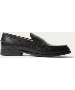 Black Maurizio Granato Loafers