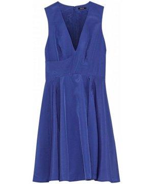 Raoul Blue Short Dress