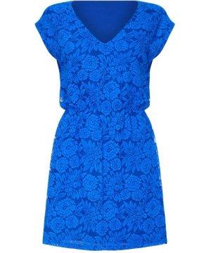Iska Lace Elasticated Waist Dress